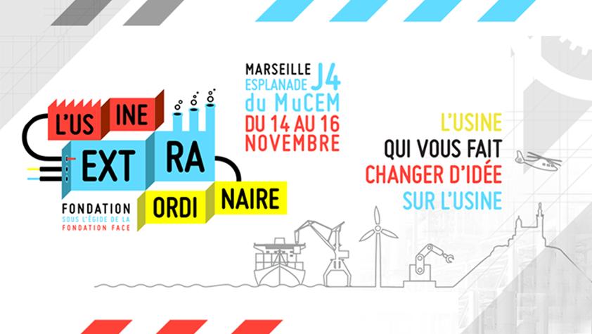 Usine extraordinaire 2019 à Marseille au J4